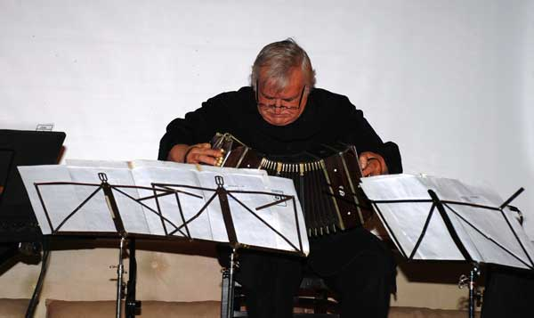Maestro Rodolfo Cholo Montironi